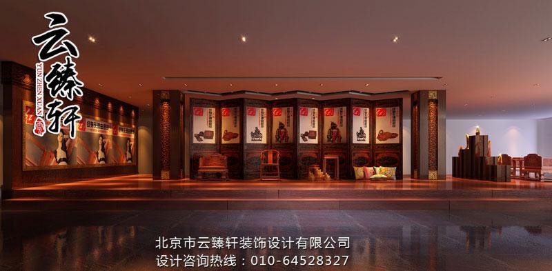 中式古典店面装修图片