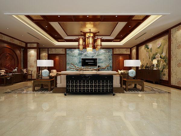 简约中式风格家居装修