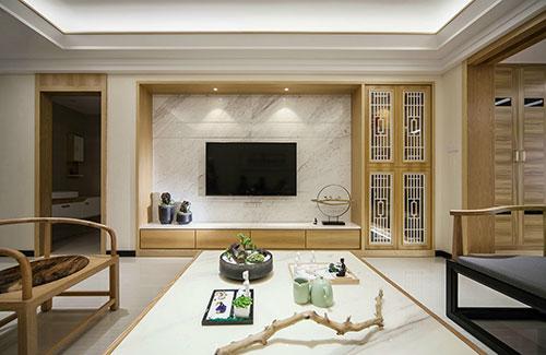 北京简约素雅的禅意室内设计