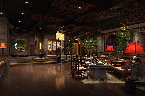 主页 公装设计 中餐厅设计 茶楼茶馆 中餐厅设计 店面展厅 中式办公