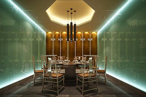 十堰中式主题餐厅装修设计|一首动人的俗世烟火诗