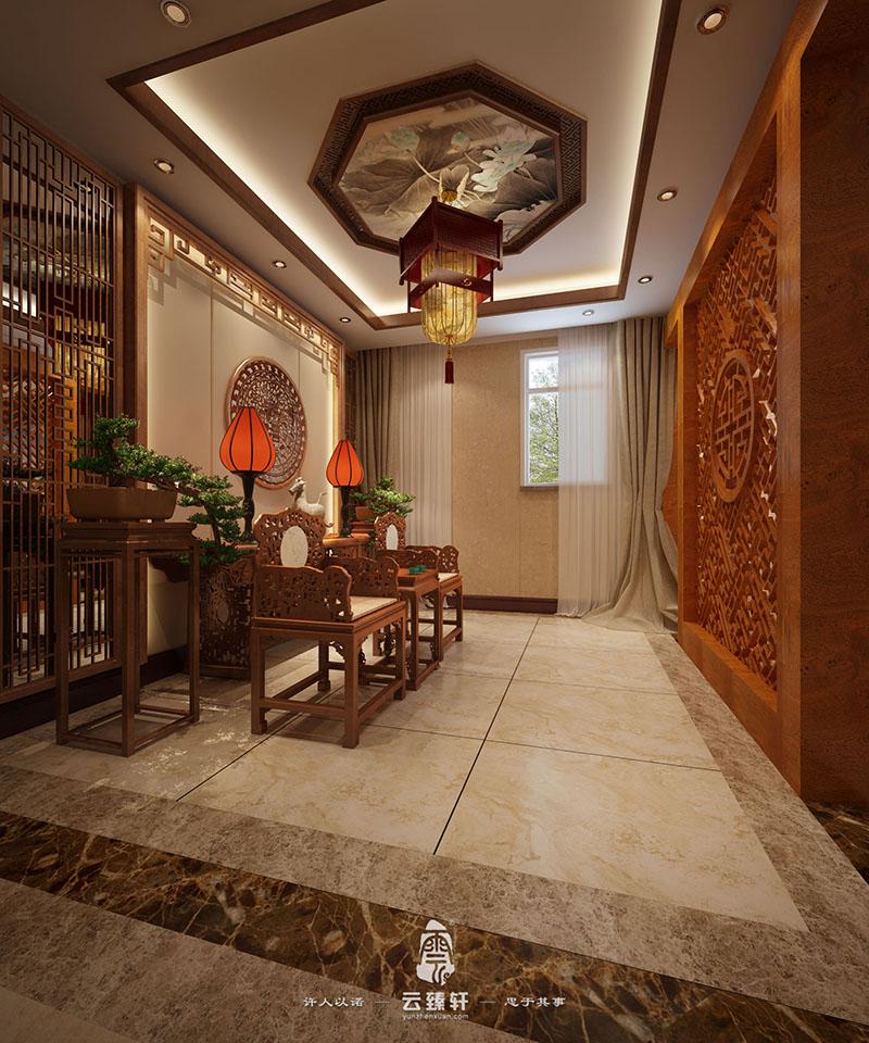 中式设计风格——打造与众不同的中式家具店面