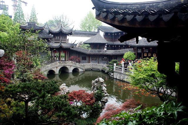 江南私家园林中式园林建筑设计