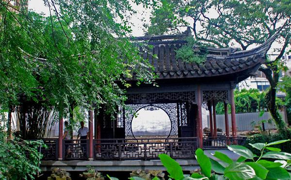 中式设计建筑——宜兴瀛园_北京云臻轩中式设计机构