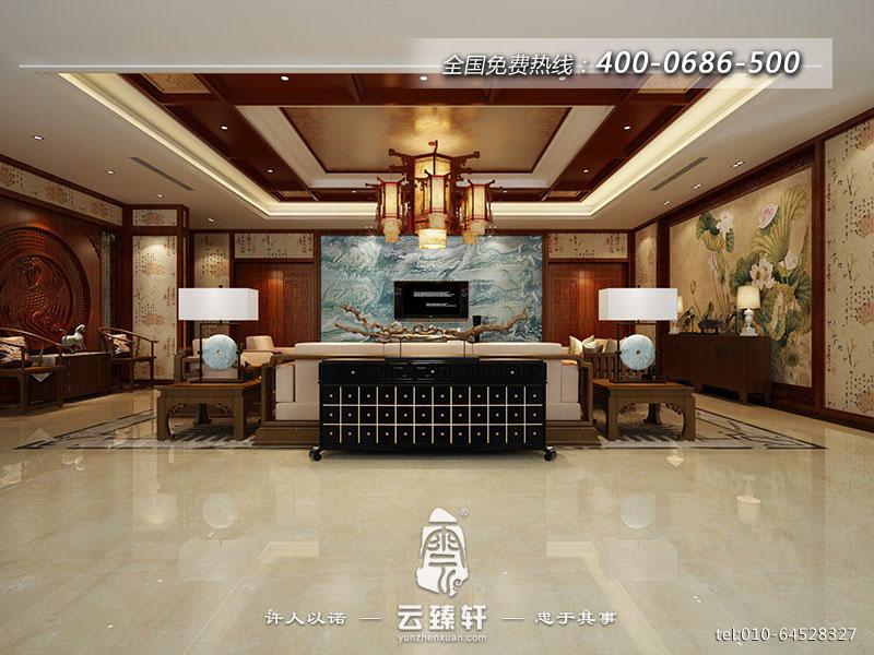 中式装修也可以有风格变化_北京云臻轩中式设计机构