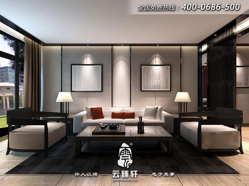 主页 装修图库 中式客厅  文章由北京云臻轩中式装修设计公司(www.