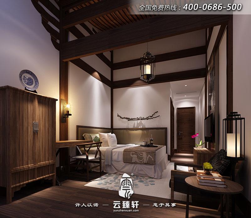 丽江新中式特色客栈装修