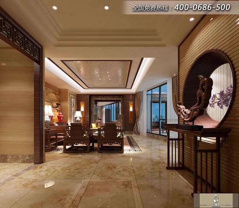 中式酒店风貌设计