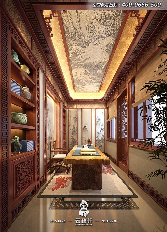 老北京四合院装修_北京云臻轩中式设计机构