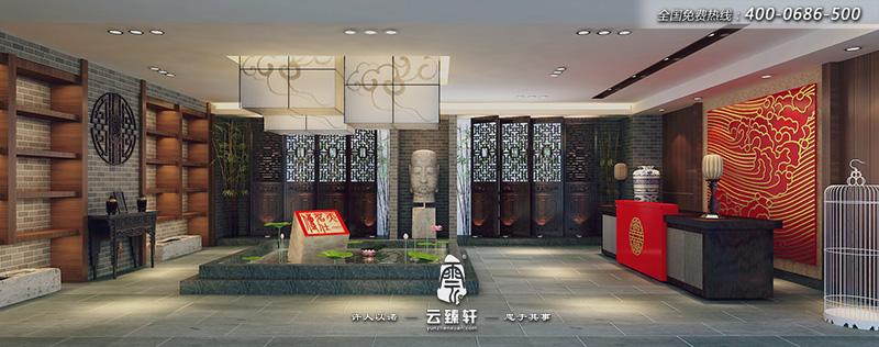 深刻了解新中式店面设计的特色