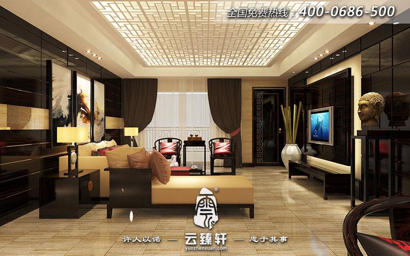 新房中式客厅装修风水禁忌