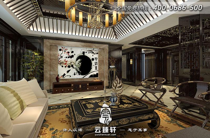 中式设计元素有哪些_北京云臻轩中式设计机构