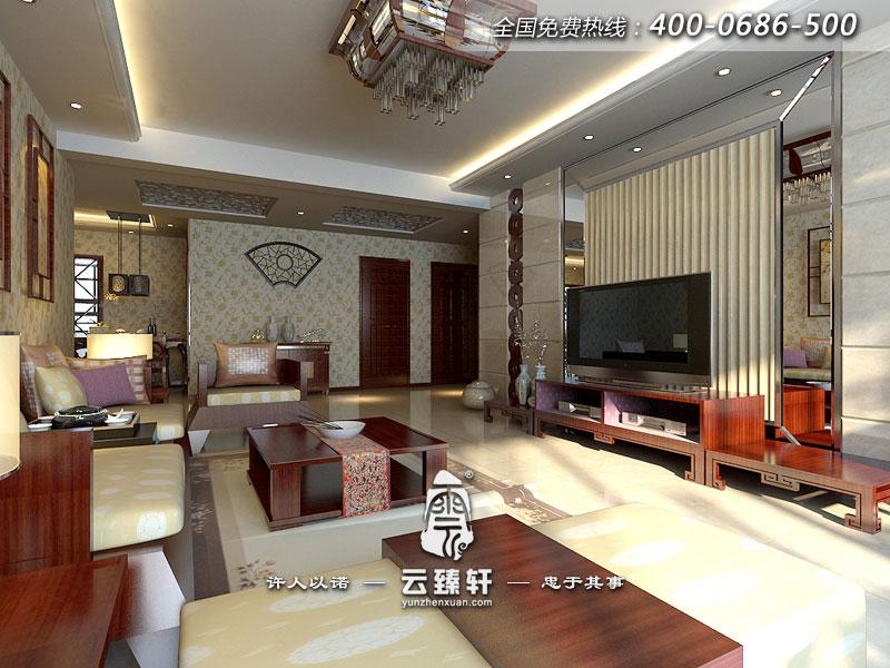 一,北京云臻轩中式设计机构            云臻轩 现代中式